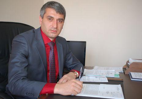 Глава администрации МО «Город Кизилюрт» Беков Алмаз Аскендерович
