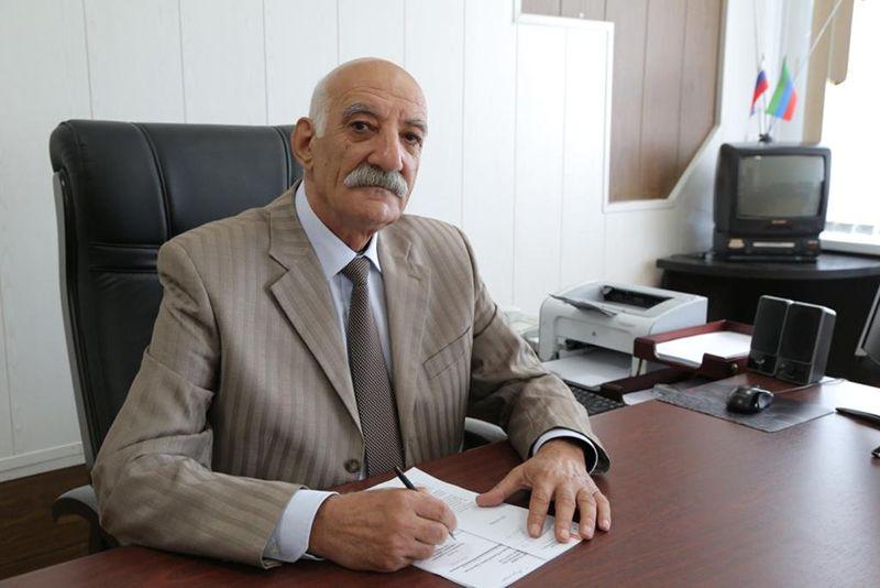 Джафаров Седредин Джафарович
